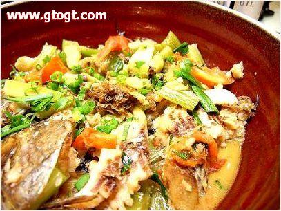 图片:桂林啤酒鱼