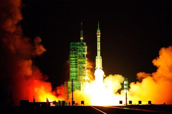 China Shenzhou-7