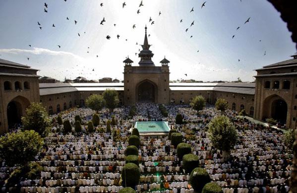 INDIA-KASHMIR-RELIGION-RAMADAN