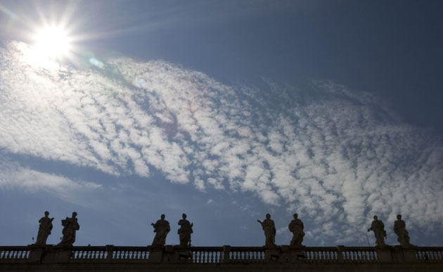 GEORGIA Pictures:Vatican-City
