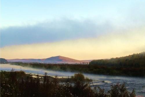 该公园地处小兴安岭南麓,范围包括汤旺河原始森林区和汤旺河林海奇石图片