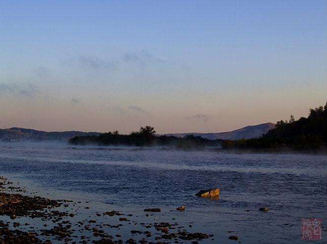伊春汤旺河风景图片