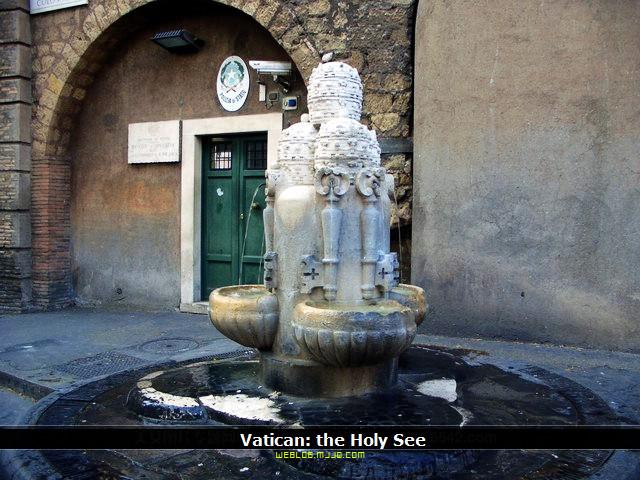 梵蒂冈 vatican city-10