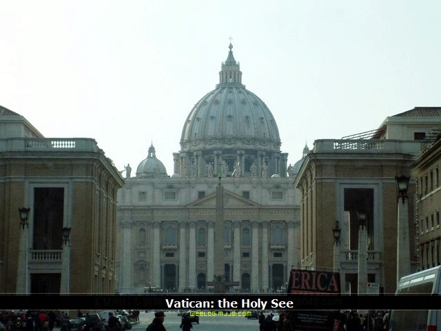 梵蒂冈城国 The Vatican City State -12
