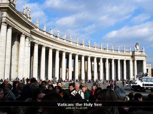 梵蒂冈 vatican-city-16