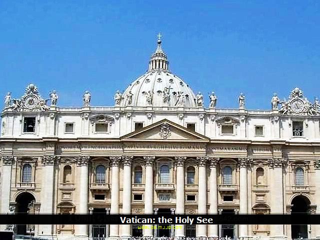 梵蒂冈图片 vatican city photos-29