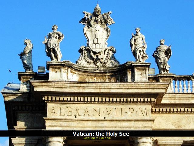 梵蒂冈图片 vatican city photos-30