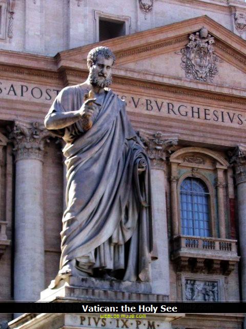 梵蒂冈图片 vatican city photos-32