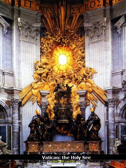 梵蒂冈图片 vatican city photos-34