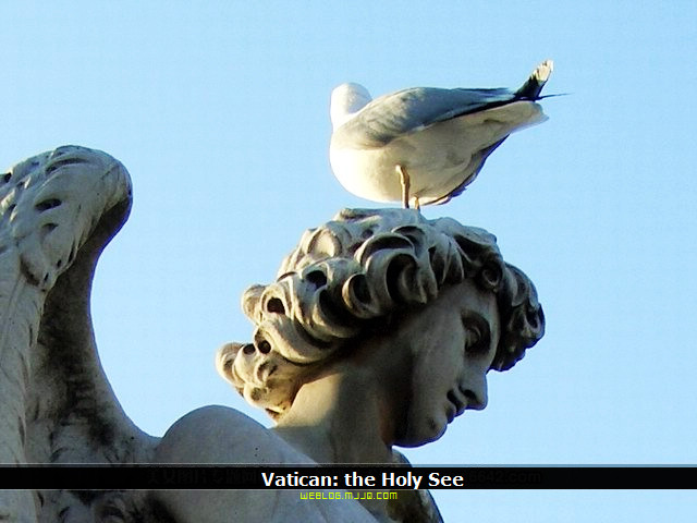 梵蒂冈 Vatican the Holy See -36