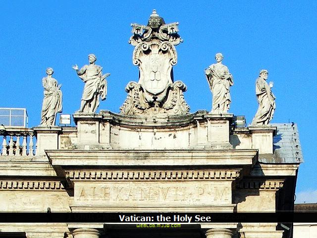 梵蒂冈 Vatican the Holy See -39