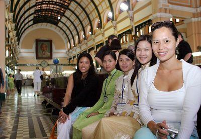 图片:2008的越南