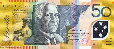 世界各国货币图片:基里巴斯/澳元