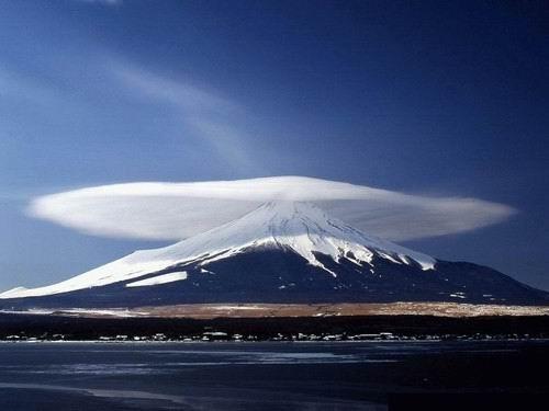 图片 富士山